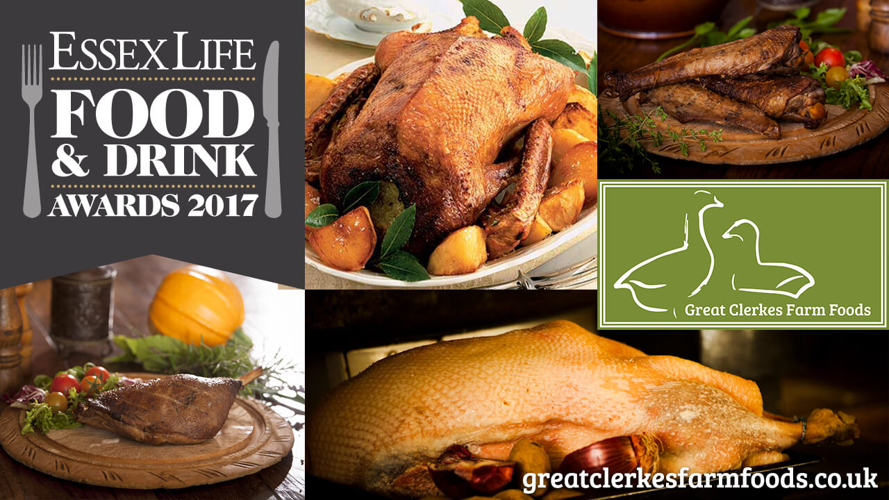 Essex Life Food & Drink Awards Finalists 2017